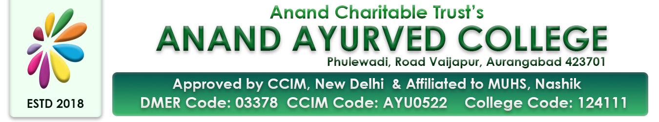 Anand Ayurved College